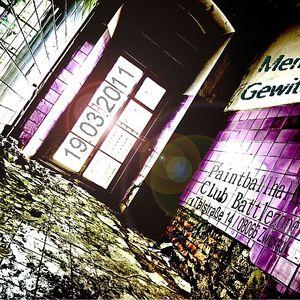 Der WeichMacheR@Club Battlezone 19.03.2011 Membran Gewitter