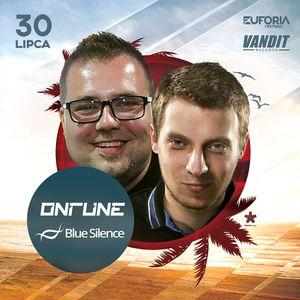 ONTUNE b2b BLUE SILENCE live at EUFORIA FESTIVAL Boszkowo (30.07.2016.)