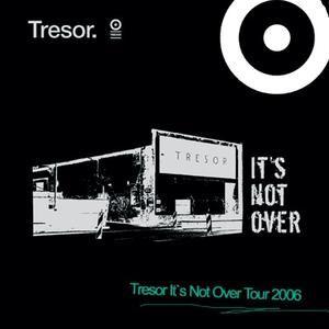 Kriek @ Tresor It's Not Over Tour 2006 - Triebwerk Dresden - 18.03.2006