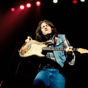 Rory Gallagher Live In Athens (12-9-1981)