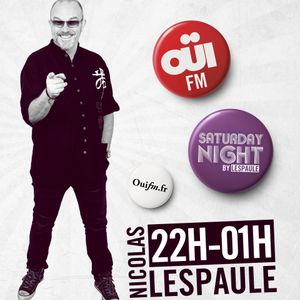 Saturday Night Mix by DJ Lespaule - Paris 10/2013