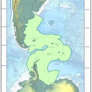 Extensión de los límites marítimos de Argentina: soberanía sobre Malvinas.