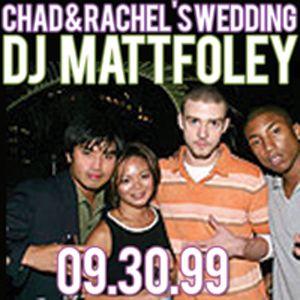 Chad's Wedding Reception