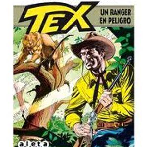 """Còmics a """"Lletres Mil"""" (24-10-12) TEX: Un ranger en peligro"""