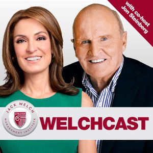 WelchCast Ep 013 - Chief Meaning Officer
