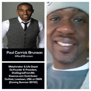 Downtown Black and Brown welcomes Paul C Brunson!