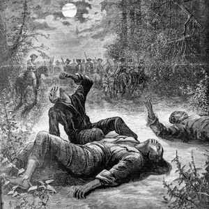 Trenton Massacre • 1874 טבח טרנטון