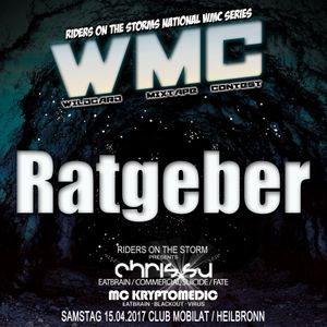 Ratgeber for RIDERS ON THE STORMs WMC Round 3