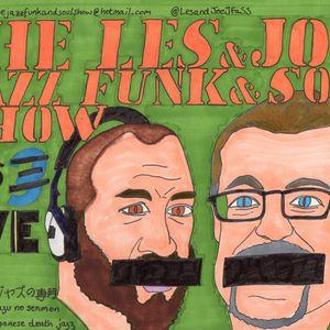 Hive Radio - Les and Joe Jazz Funk and Soul Show 18 May 2015