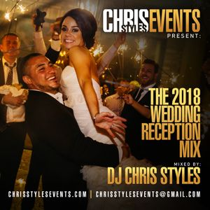 2018 Chris Styles Events Wedding Mix