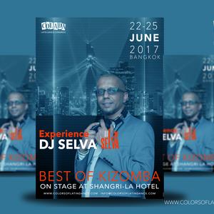 DJ Selva - COLADA 2017 - 100% Live Mix