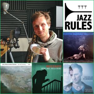 Jazz Rules #110
