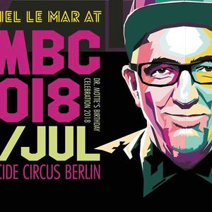 Gabriel Le Mar · Dr. Motte Birthday Celebration Set 2018