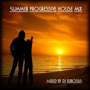 Summer progressive house mix