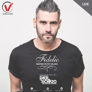[22th.March.2016] Live Set @ Fidelio   The Club - Milan // House Session
