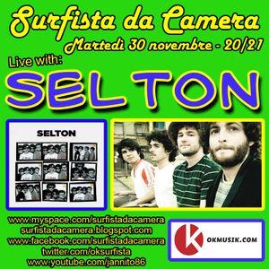 11a puntata - Selton live @ Surfista da Camera