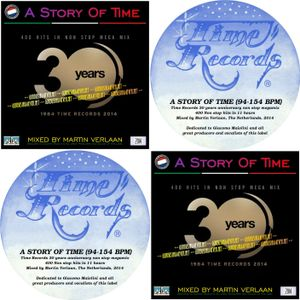 V/A # A Story Of Time [2014] mixed by Martin Verlaan +400