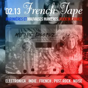 Mixtape KONGFUZI #11: FRENCH TAPE!!