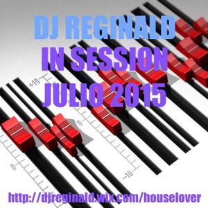 Dj Reginald - Session Julio 2015