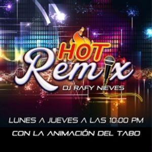 Rafy Nieves - Hot Remix 080