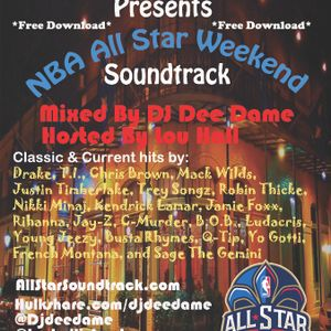 NBA All Star Weekend 2014 Soundtrack