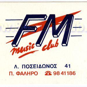 DjTony @ FM disco club 1987