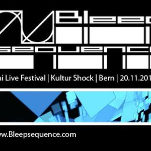 Andrés Marcos Live PA @ Bleepsequence Live Festival - Bern - 20 Nov 2010