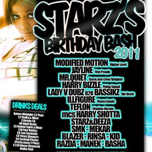Mr Quiet  Mc Deeza&Starz LIVE @ Noise monster FM 11th august 2011
