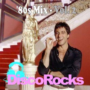 DiscoRocks 80's Set - 2018 Vol. 2