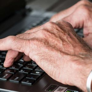 Old hands at new technology