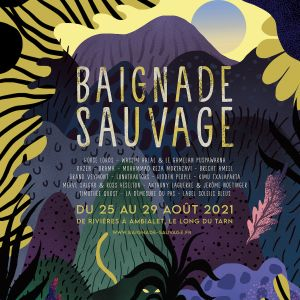 Playlist Baignade Sauvage 2021