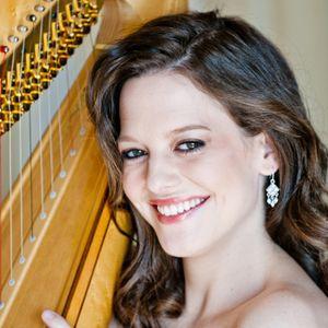 Episode 13: HarpTalk presents Harpist Heidi Van Hoesen Gorton