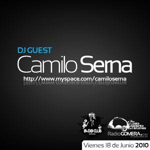 B4 D@ Club - Camilo Serna Viernes 18.06