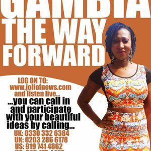 Gambia, Way Forward 19/12/2016