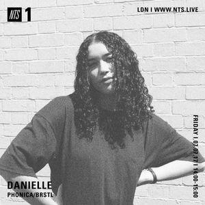 Danielle - 7th July 2017