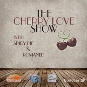 The Cherry Love Show Episode 8 // Guest: DJ R.E.D.