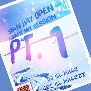 Snow Day Open Format Mix Session Pt. 1