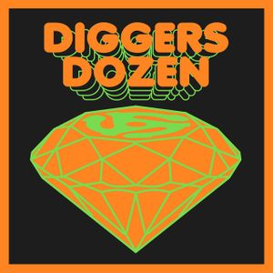 Gavin Povey (Jazz Detective) - Diggers Dozen Live Sessions (August 2017 London)