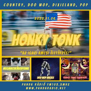 HONKY TONK 2020.11.06.