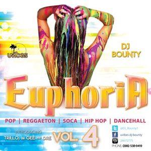 Dj Bounty Euphoria vol 4 Mix CD