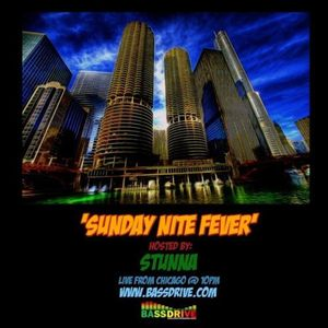 SundayNiteFever May 22nd 2016 hosted by Stunna [Bassdrive Show]
