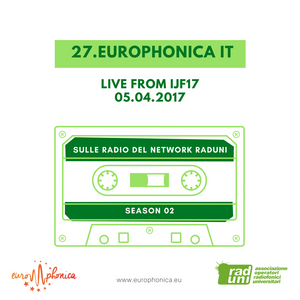 EUROPHONICA IT LIVE FROM IJF17 05.04.2017