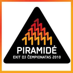 Ortem - Piramidė 2010 [Live Mix]