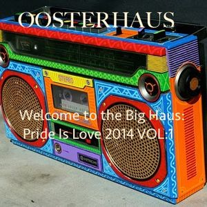 Welcome To The BigHaus: Pride Is Love 2014 Vol 1