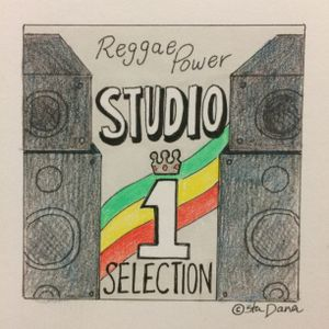 Reggae Power Radio Show - Studio One