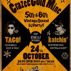 Crazee Gold Mine TAGO! DJ MIX 2012 october