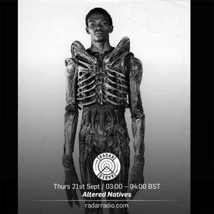 Altered Natives - 21st September 2017