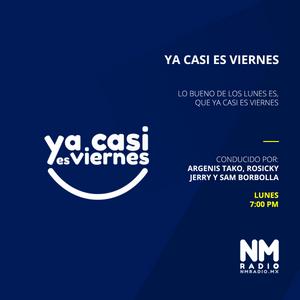 """Ya Casi Es Viernes """"Entretenimiento para adultos"""" 02 Octubre 2017"""