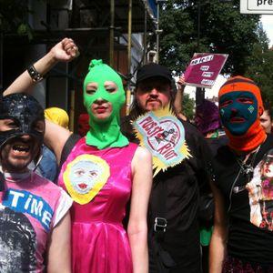 Tommy Anarchic's 20 Minute Electro-Punk Slamdown! August 2012