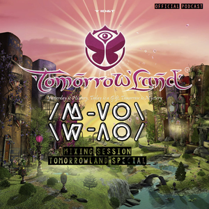 """M-VO Mixing Session """"Tomorrowland Special"""""""